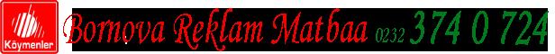 0232-374 0 724 | Bornova Matbaa